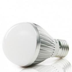 Bombilla E27 7W de LEDs Esférica 630Lm 30.000H