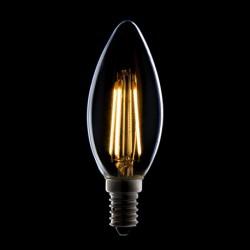 Bombilla Filamento LED E14 4W 380Lm 30.000H
