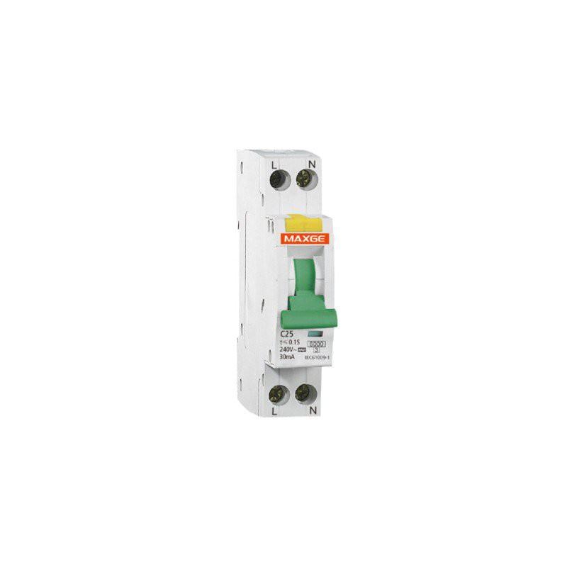 DPN (Automático + Diferencial) Interruptor Combinado 1P+N-6kA