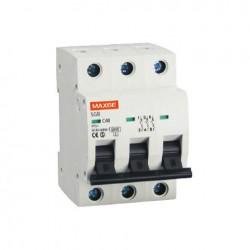 Interruptor Automático Industrial 3P-6kA