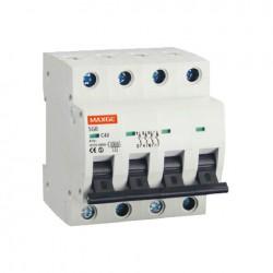 Interruptor Automático Industrial 4P-6kA