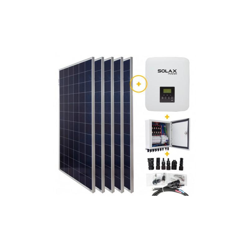 Kit solar 5kw