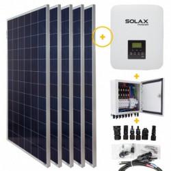 Kit solar 7kw