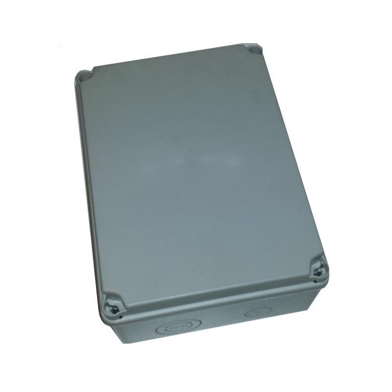 Caja de plástico 150x110x70mm pretroquelada