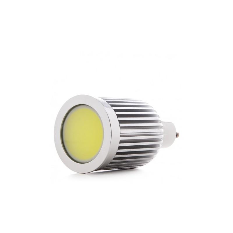 Bombilla de LEDs COB GU10 9W 880Lm 30.000H