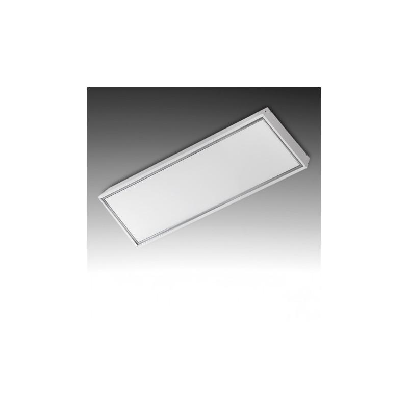 Marco Instalación Superficie Panel LED 1200X300Mm