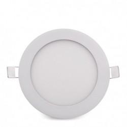Placa de LEDs Circular Ecoline 9W 720Lm 30.000H