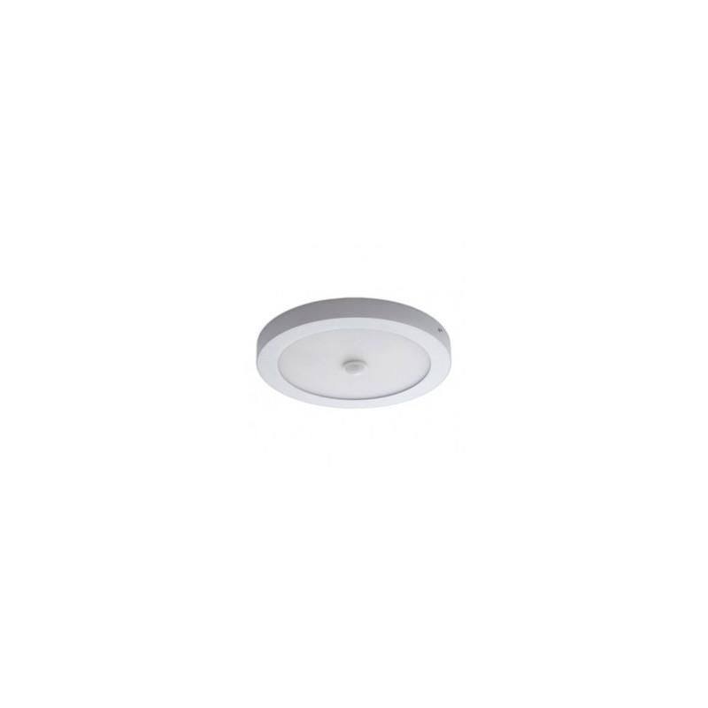 Plafón LED Superficie 18W Detector 1800Lm 40.000H