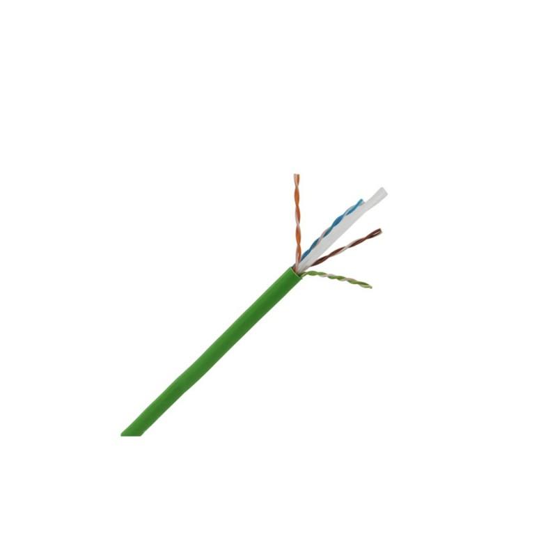 305m Cable FTP CAT6 Cobre Puro Libre de Halógeno Apantallado