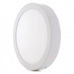 Plafón 12w circular de Techo Ø169Mm 930Lm 30.000H